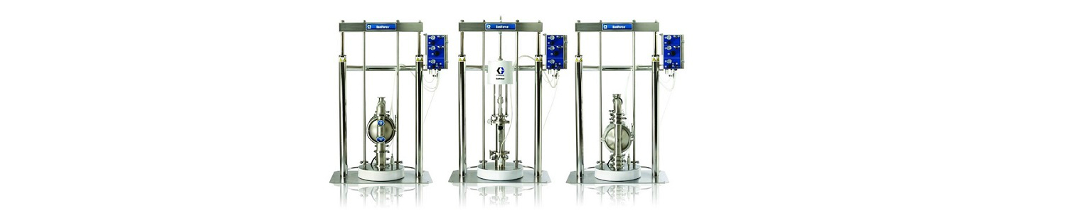 Grapek Bates: Spray Finishing / Process / Dispense / Transfer